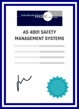 As 4801 Safety Management Systems