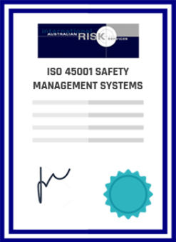 Iso45001 Safety Management Systems
