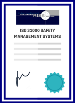 Iso31000 Safety Management Systems 159x219